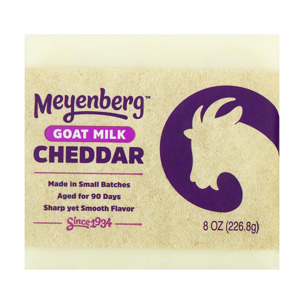 Meyenberg Goat Milk Cheddar
