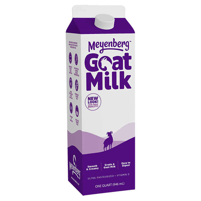 Meyenberg Whole Goat Milk