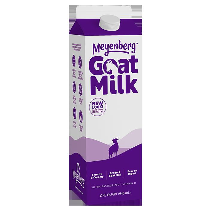 Meyenberg Whole Goat Milk