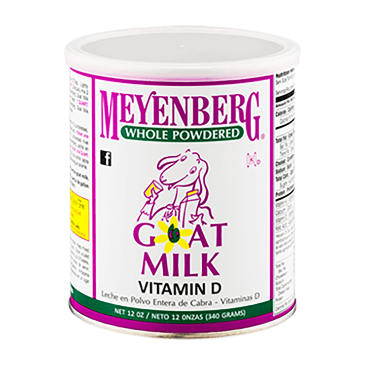 Meyenberg Whole Powdered Goat Milk